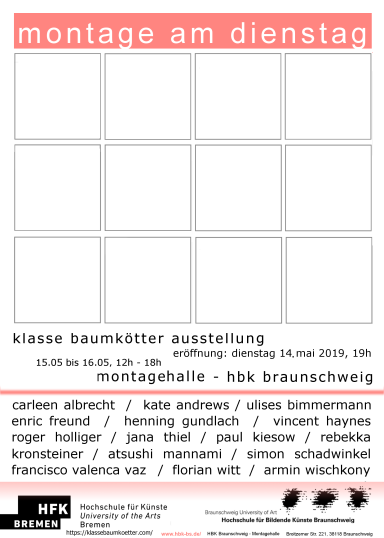 Flyer HBK 27.04.19